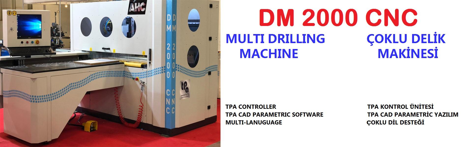 Ahc Makine Kapı Ebatlama Makinesi
